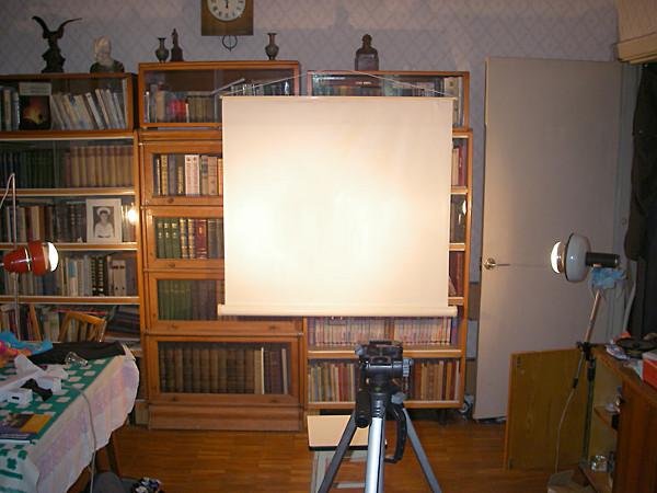 Фотостудия дома