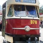 Трамвайный вагон Т-2
