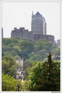 Город и парк Шевченко