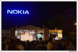 Nokia и концерт