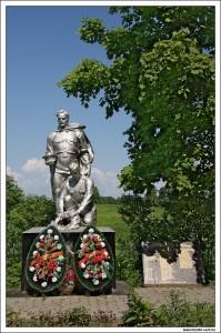 Памятник воинам 5-й армии
