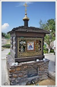 Святой колодец Ферапонта