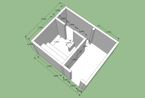 Проект бани v2