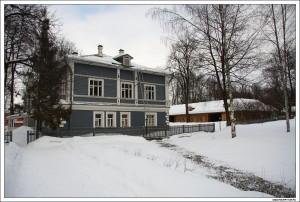 Дом-музей П.И. Чайковского