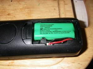 Аккумулятор Siemens Gigaset A160
