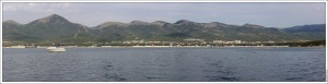 Кабардинка с моря