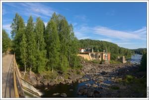 ГЭС-22 «Леппякоски» в Харлу