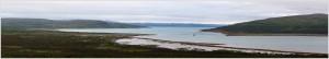 Между Средним и Рыбачим - Мотовский залив