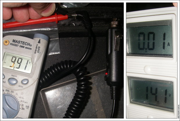 Автомобильная зарядка Baofeng UV-5R