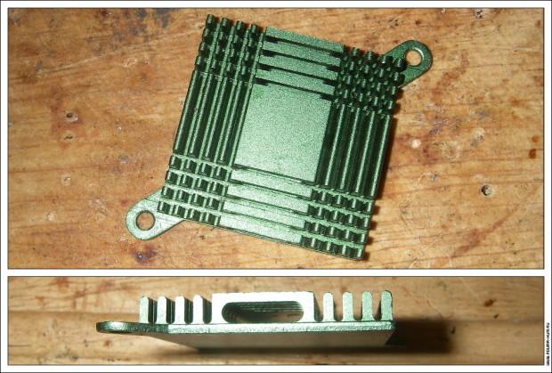 Радиатор охлаждения для HXN-WS