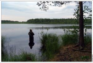 Озеро Большое Поридово